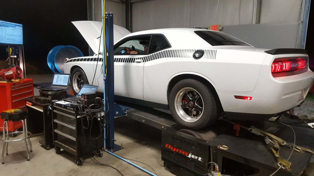 Elite Roads Dyno Tuning