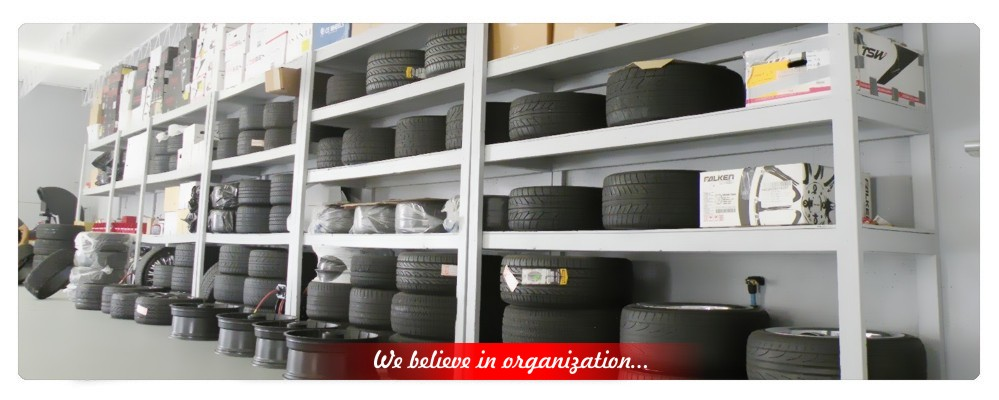 tires in stock